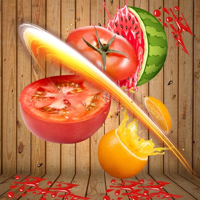 水果游戏达人 - 西瓜大作战玩法大全,果汁四溅切切乐