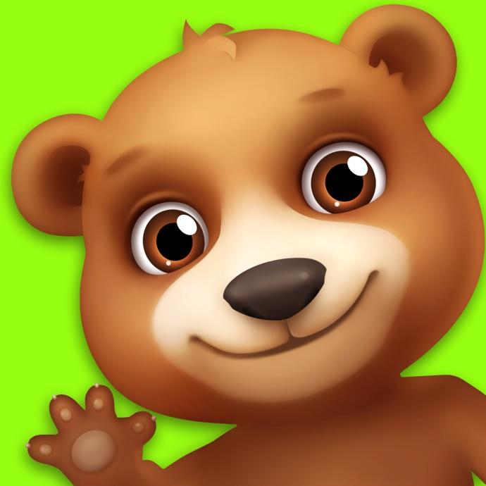 比比熊 - 你最爱的毛绒玩具变成会说话的小伙伴啦!